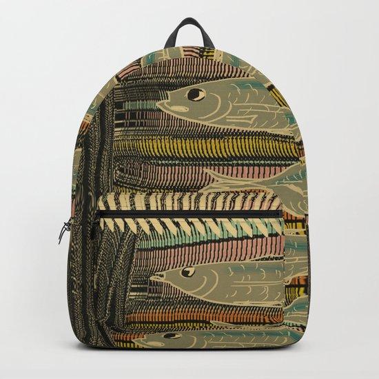 Serendipity / Herrings 1 Backpack