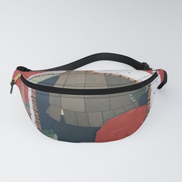 Crocodile KNg Fanny Pack