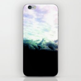 Rainbow Clouds iPhone Skin