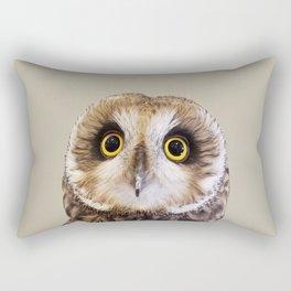 Hermy Worm Rectangular Pillow