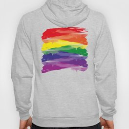 Abstract Rainbow Hoody