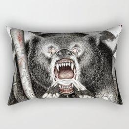 Inglourious Basterds (Quentin Tarantino) The Bear Jew Rectangular Pillow