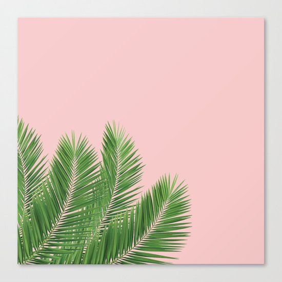 Summer in my mind Canvas Print