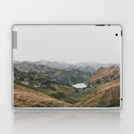 Gentle - landscape photography Laptop & iPad Skin