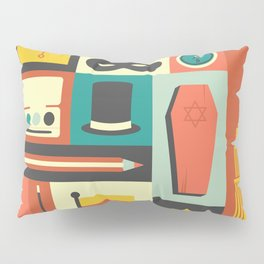 The Amazing Adventures of Kavalier and Clay Pillow Sham