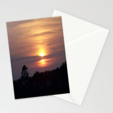Sunset in Hilton Head Stationery Cards
