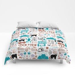 Colorado 2 Comforters