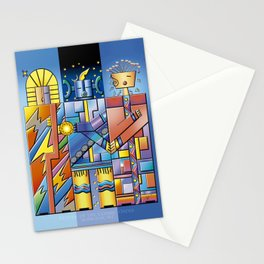 Keepers of the Cosmic Order Stationery Cards