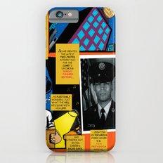 Bird of Steel Comix – 7 of 8 (Society 6 POP-ART COLLECTION SERIES) iPhone 6s Slim Case