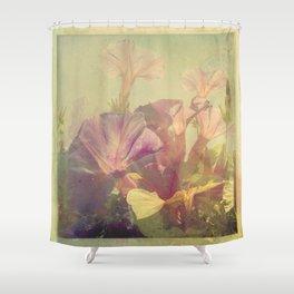 Wild Summer Flowers Shower Curtain