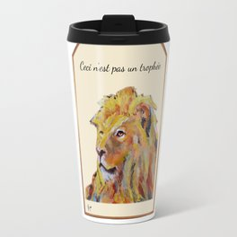 This is Not a Trophy Travel Mug