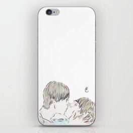21:21 kiss iPhone Skin