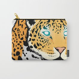 Jaguar illustration/nuzh7tstore Carry-All Pouch