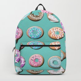 Donuts for tea Backpack