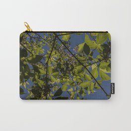 leafs #3 Carry-All Pouch