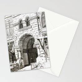 Kittredge building, 16th St, Denver Stationery Cards