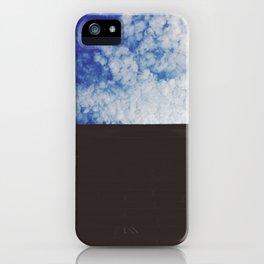 look to the sky . iii iPhone Case