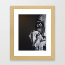 Diego Framed Art Print