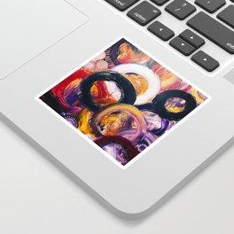 Auras Sticker