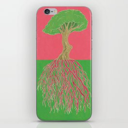 Tree Roots iPhone Skin