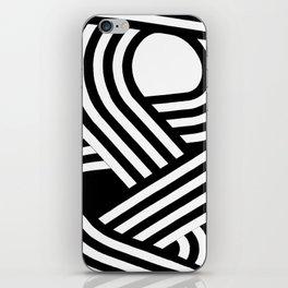 Linear_2 iPhone Skin
