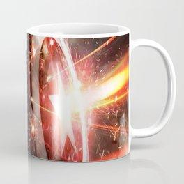 Man Of Captain In America Coffee Mug