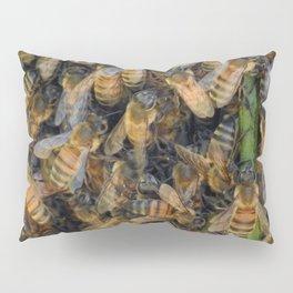 Beautiful Bees Pillow Sham