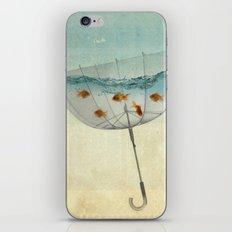 keeping the balance iPhone & iPod Skin
