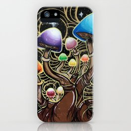 MAGIC SHROOMS iPhone Case