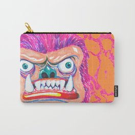 SHANHAIJUNG - PINK MONSTER Carry-All Pouch