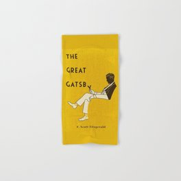 The Great Gatsby Hand & Bath Towel