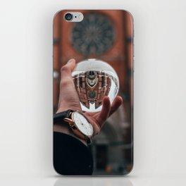 The Upside Down iPhone Skin