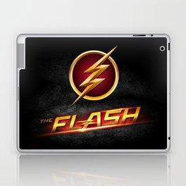 The Flash Inside Laptop & iPad Skin