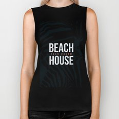 Teen Dream - Beach House Biker Tank