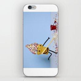 Sprinkle Cleaning iPhone Skin