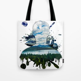 Urban Hike Tote Bag
