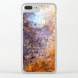 Galaxy Series: Number Two Clear iPhone Case