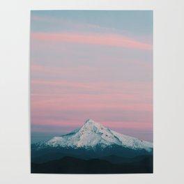 Mount Hood III Poster