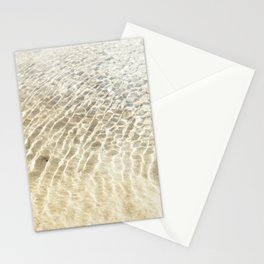 Beach Ripples Stationery Cards