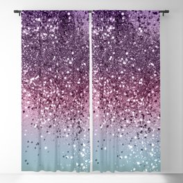 Unicorn Girls Glitter #6 #shiny #pastel #decor #art #society6 Blackout Curtain
