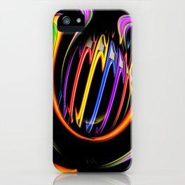 Rainbow Creations 3 iPhone Case