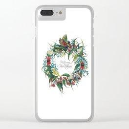 An Aussie Christmas Clear iPhone Case