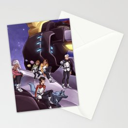 Farewell, Paladins Stationery Cards