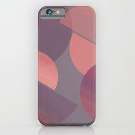 Pinwheel Sunset iPhone Case