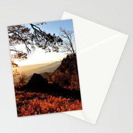 Mingus Mtn. Sunrise Stationery Cards