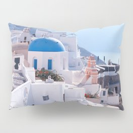 Santorini Island, Greece Pillow Sham