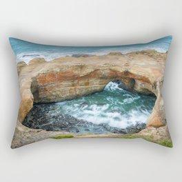 Devil's Punchbowl Rectangular Pillow