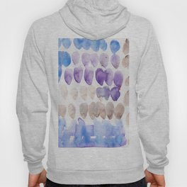 16 | 190321 Watercolour Abstract Painting Hoody