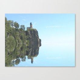 Split Rock Lighthouse Lake Superior Minnesota Canvas Print