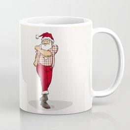 Skanking Santa Coffee Mug